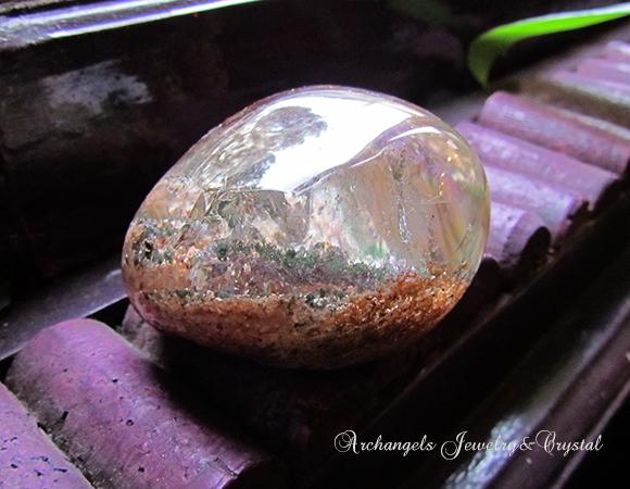 天然石 パワーストーン|  ガーデンルチルクォーツ 原石 クリスタル