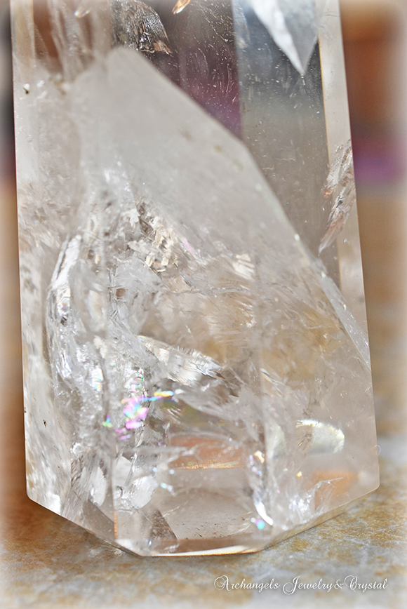 天然石 パワーストーン|クリアクォーツ ヒマラヤ産水晶 クリスタル ポイント クォーツ 浄化 地鎮祭 アーキエンジェルズ 大分市