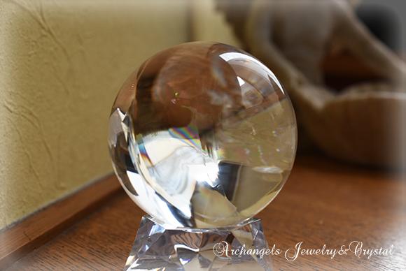 天然石 パワーストーン|レムリアンシードクリスタル 水晶 クリアクォーツ 丸玉 スフィア 原石 レアクリスタル アーキエンジェルズ
